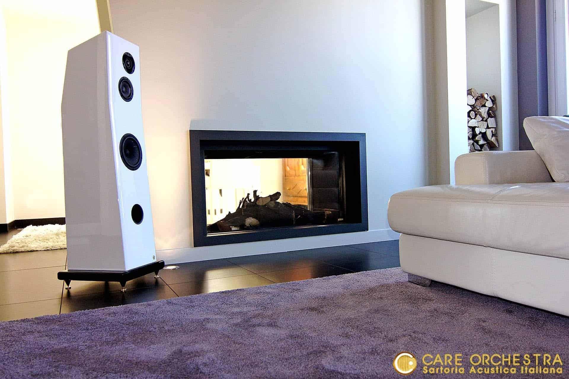 Care orchestra diffusori acustici di design supreme - Casse acustiche design ...