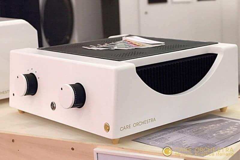 Amplificatore Ibrido Voice