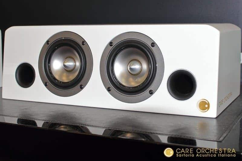 Way Titanium - Center Channel Speaker