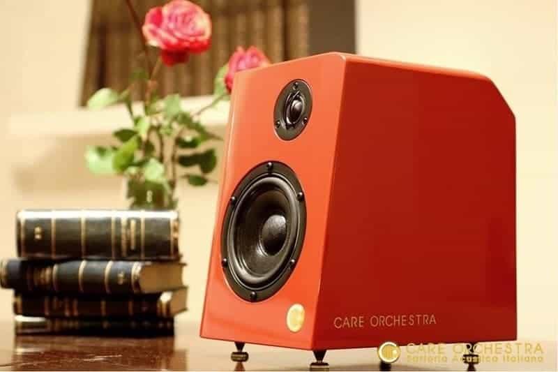 Rose - Hifi Bookshelf Speaker