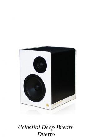Hifi Speaker - Celestial Deep Breath Duetto