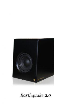 Home Cinema Speaker - Earthquake 2.0 Subwoofer