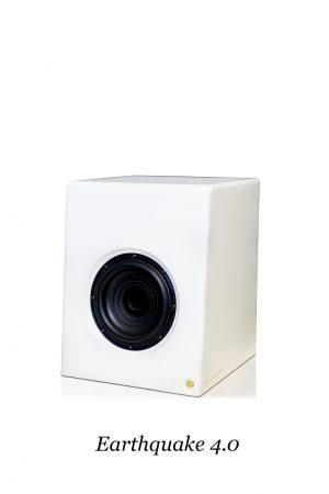 Home Cinema Speaker - Earthquake 4.0 Subwoofer