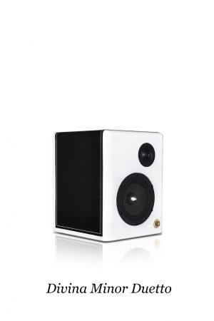 Hifi Speaker - Divina Minor Duetto