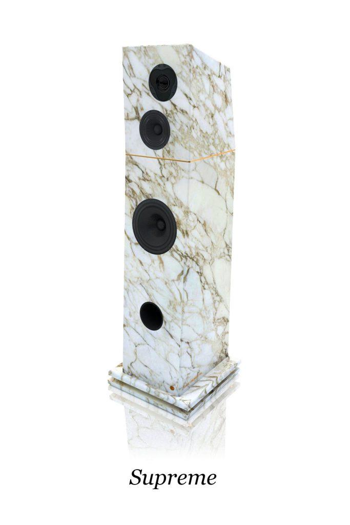 Hifi Marble Speaker - Supreme