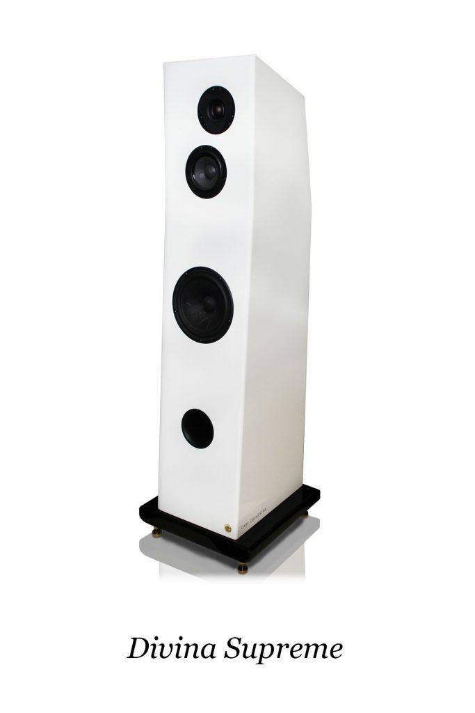 Hifi Speaker - Divina Supreme