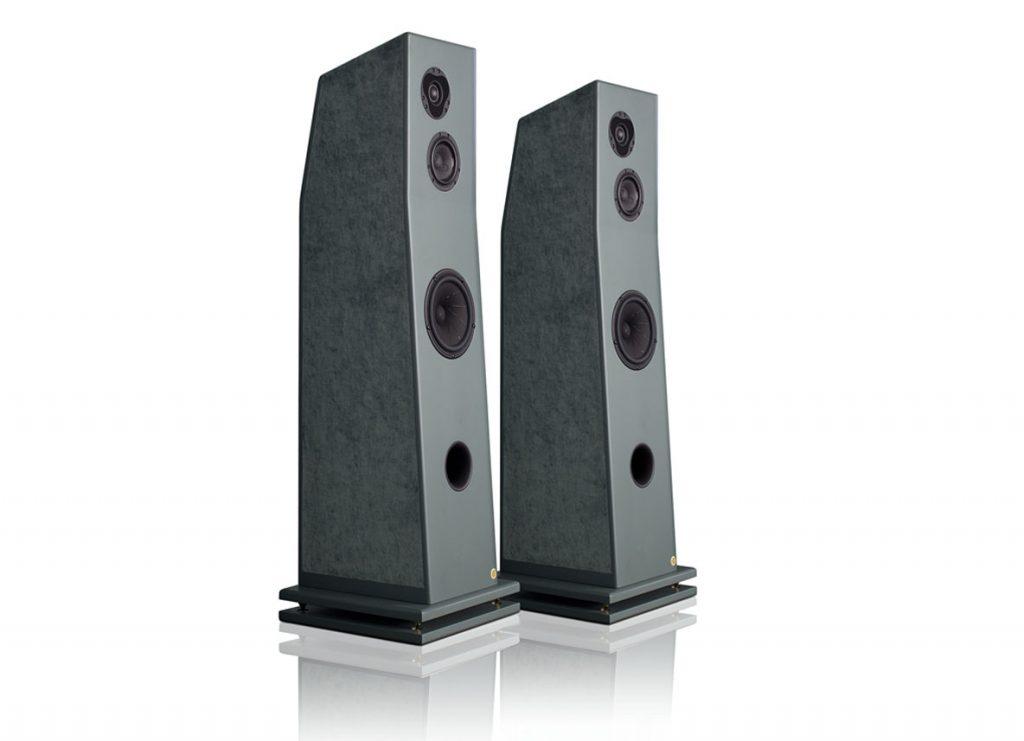 HIFI Speakers - Speaker page